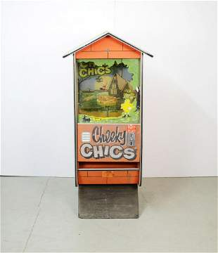 Coin operated game Cheeky Chics