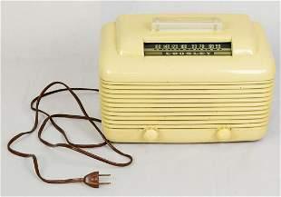 Crosley AM portable Radio