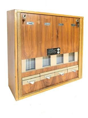 Original Dutch Cigarette Vending Machine