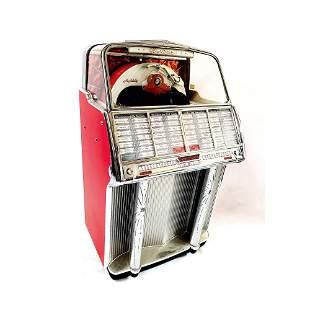 Restored 1955 Wurlitzer 1800 Jukebox