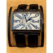 """Roger Dubuis """"Too Much"""" 18K White Gold Watch"""