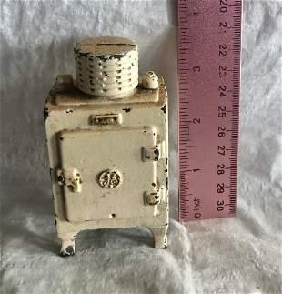 Vintage Icebox Still Bank