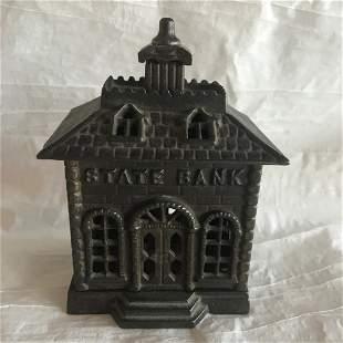 Cast Iron Still State Bank
