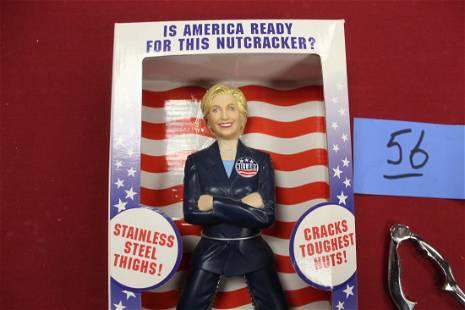 Hillary Nut Cracker