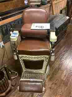 Barber Shop Chair