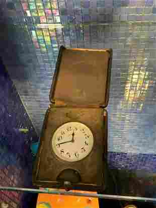 8 Day Clock