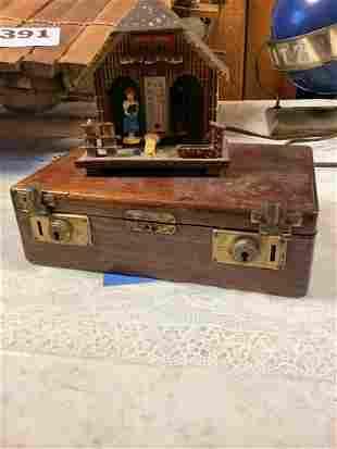 Wood Box+
