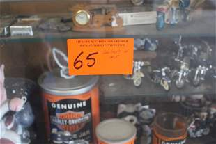 Contents of Show Case