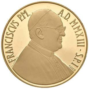 Vatican coins and medals