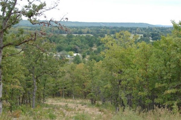 Wooded 20-acre parcel in Southeastern Oklahoma!
