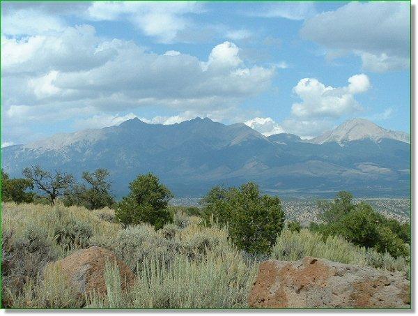 COLORADO LAND FOR SALE-LAKE VIEW- 9.4- ACRES