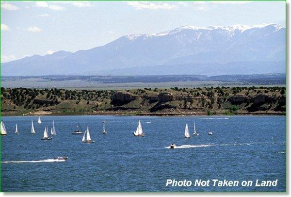 COLORADO LAND FOR SALE - 0.25AC M/L - MOUNTAINS/LAKE