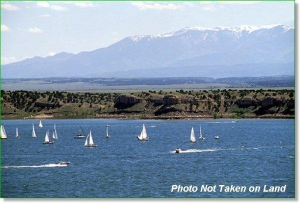 COLORADO LAND FOR SALE . 0.25AC M/L - MOUNTAIN VIEWS