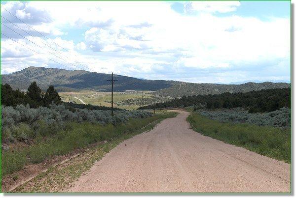 COLORADO LAND FOR SALE 5.2 ACRES POWER/PHONE