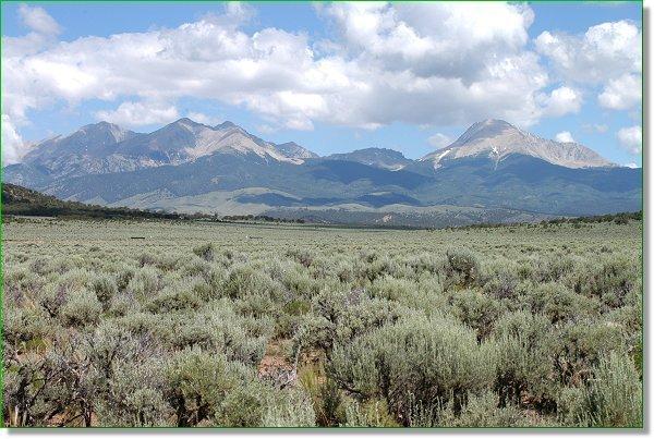 COLORADO LAND FOR SALE - 5.2 ACRES - GREAT MT. VIEWS!
