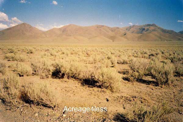 NEVADA LAND FOR SALE - 40.20 ACRES!