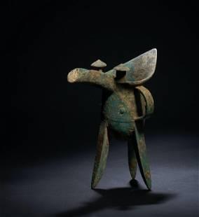 Western Zhou Dynasty, Bronze Grand Cup