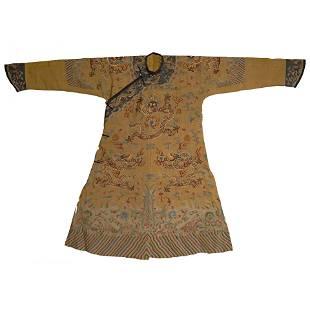 China, Qing Dynasty, KESI, Longpao