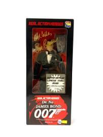 Signed Sean Connery James Bond Figure