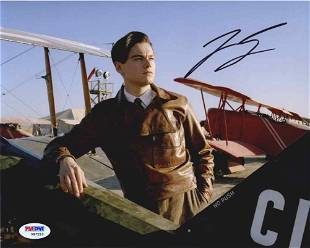 Autograph Signed Leonardo DiCaprio Photo