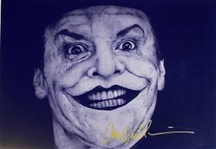 Autograph Signed Jack Nicholson Photo