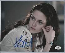 Autograph Signed Kristen Stewart Photo