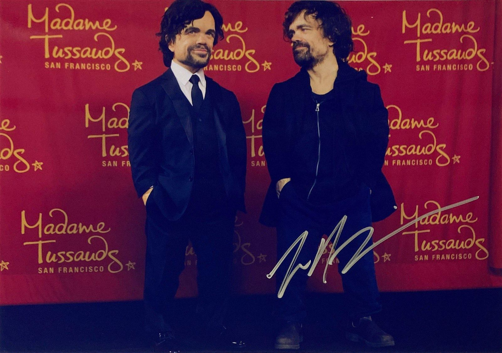 Autograph Signed Peter Dinklage Photo