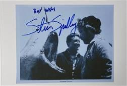 Signed Jaws Media Press Photo