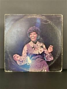 "Antique vinyl record ""Dionne Warwick"""