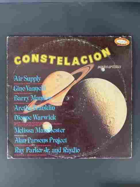 Vintage vinyl record by various artists