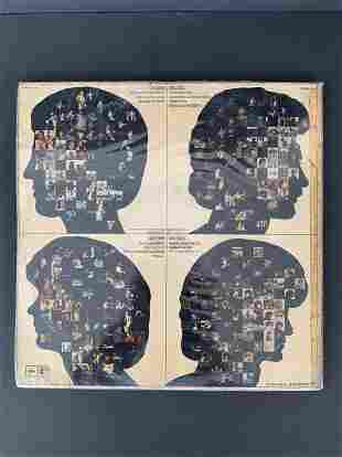 Old vinyl record Grand Funk Railroad