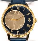 Corum - Artisans Coin Watch - Women - 2011