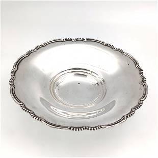 Piatto (1) - .800 argento - Italia - Fine XX secolo