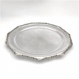 Tray - .800 silver - Italy