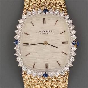 Geneve - Universal - Woman - 1970-1979