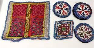 lot of Tribal Handmade pearl costume decoration jewelry