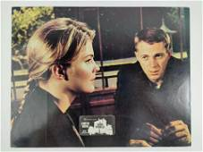 Lobby Card Movie The Sand Pebbles Steve McQueen