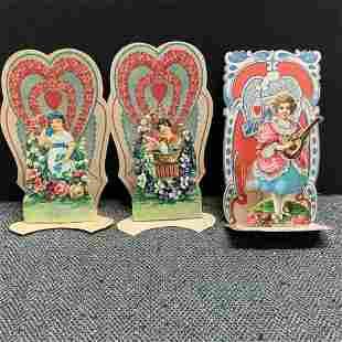 Vintage Valentines Day Card Lot