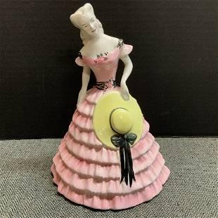 Goldscheider-Everlast Porcelain Southern Belle Figurine