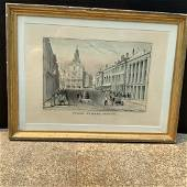CURRIER & IVES - State Street Boston