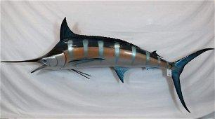 BEAUTIFUL 10' MARLIN FISH MT