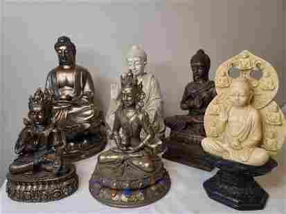 Buddah statues
