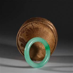 Jade bracelet in Qing Dynasty