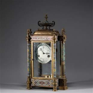 Qing Dynasty Cloisonne Watch