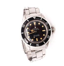 Rolex Submariner 5513. w/ Papers
