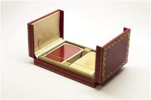 Les Must de Cartier Paris Vintage Poker Cards. Original
