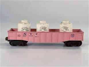 Lionel Postwar #6462 Pink Girls Set Gondola