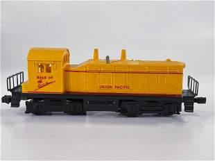 Lionel Postwar #645 Union Pacific Switcher