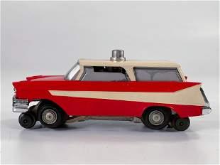 Lionel Postwar #68 Inspection Car