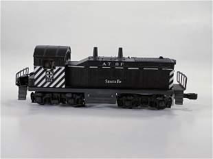 Lionel Postwar #616 Santa Fe Switcher